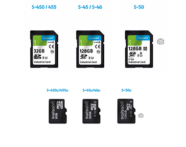 Swissbit SD Card  PRODUCTS